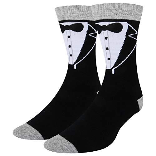 Men Wedding Day 'Groom' Crew Cotton Socks Novelty Funny Best Groomsmen Bride