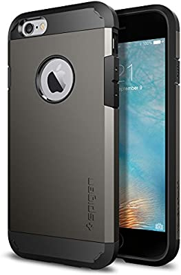 Spigen Funda iPhone 6s, [Tough Armor] Protección Extrema de ...