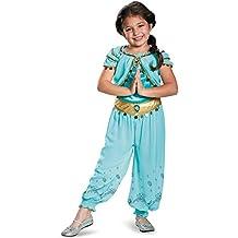 Jasmine Prestige Disney Princess Aladdin Costume, Small/4-6X