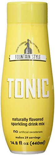 SodaStream Tonic Syrup, 14.8 Fluid - Syrup Corn Water