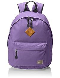 Everest Vintage Backpack, Eggplant Purple, One Size