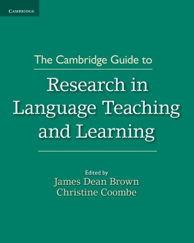 The Cambridge Guide to Research in Language Teaching and Learning (Cambridge Guides) by imusti