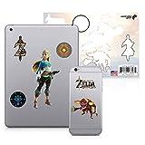 #2: Controller Gear The Legend of Zelda: Breath of the Wild - Character Tech Decal Pack - Princess Zelda - Nintendo Wii; GameCube