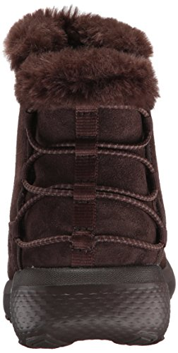 Damen The Skechers Stiefel On 2 Chocolate go City Braun RzFxvFna