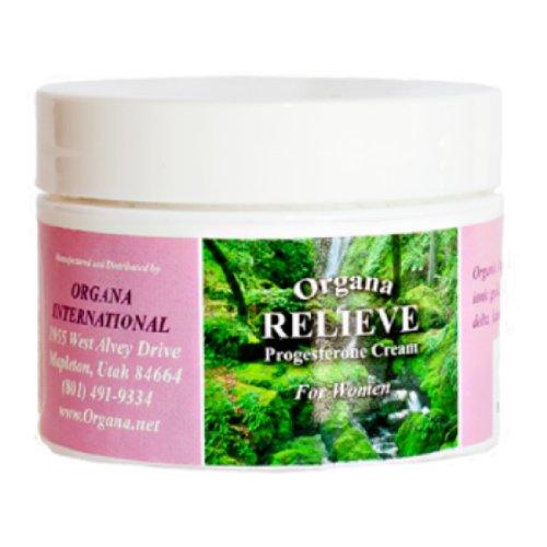 LE MEILLEUR All Natural Crème progestérone - Incroyable All Natural Crème progestérone - organiques - Aucun Synthétiques - Crème progestérone pour les femmes et les hommes