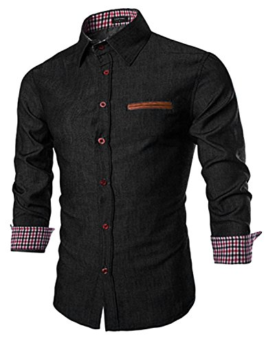 3xl long sleeve dress shirts - 6