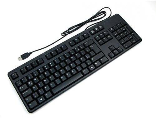 DELL 331-9597 Teclado USB Delgado QuietKey (UK) – (teclados ...