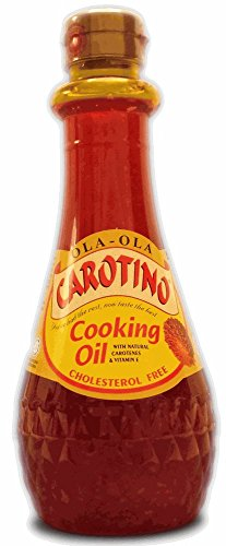 Carotino Palm Cooking Oil 17.6 Oz … 2 Bottles