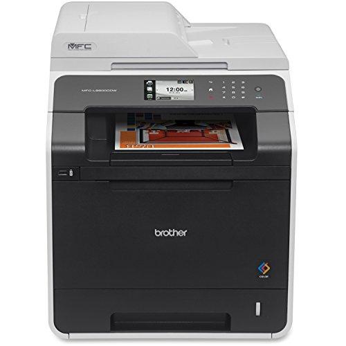 Brother Printer MFCL8600CDW Wireless Replenishment
