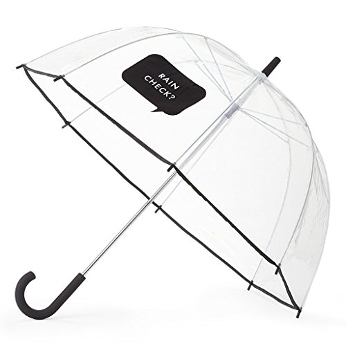 Kate Spade New York Large Dome Umbrella, Rain Check from kate spade new york
