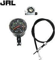 JRL Speedometer Modern Bicycle Outdoor Waterproof Odometer Motorized Bike