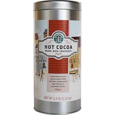 Starbucks Hot Cocoa Mix 2 Be sure of - 2.5 lb. Each