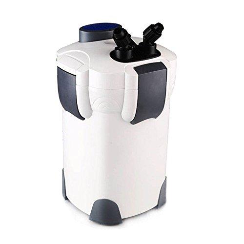 1000L/h Filtración Acuario Externa Filtro De Cámara Para El Tanque De La Piscina