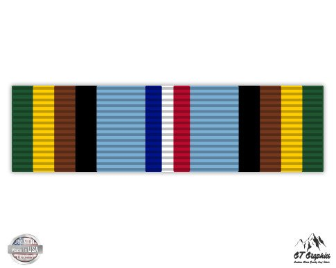 Armed Forces Expeditionary Medal Ribbon - 3