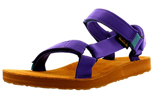 Teva Women's W Original Universal Backpack Sandal, Deep Purp