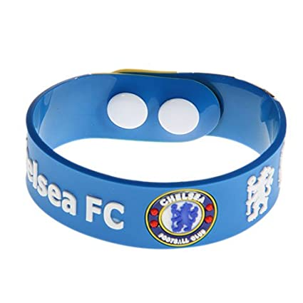 Silicone Wristband - Chelsea F.C wgS2Fgcfo