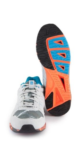 Grey Grey Onitsuka Runner Tiger Shaw Soft Sneaker Soft wznq0HwP