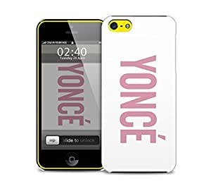 yonce white beyonce custom iPhone 5c protective phone case