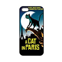 Printing A Cat In Paris For Iphone5 Apple Great Phone Case For Kid Choose Design 2