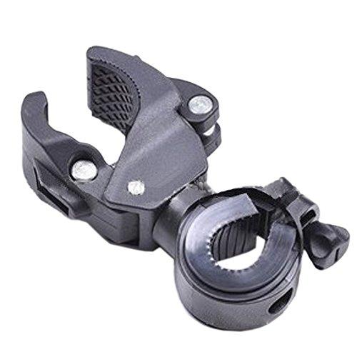 360°Bike Cycling Handlebar Mount bracket Holder for XM-L T6 R5 Flashlight Torch by ieasycan