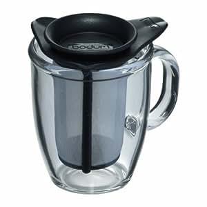 Bodum YoYo 13-Ounce Tea Infuser Set