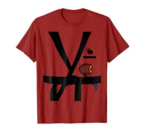 Red Smoking Jacket Halloween Costume T-shirt ()