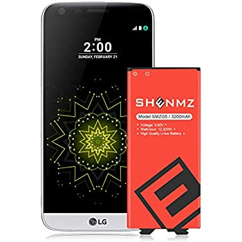 Amazon.com: LG G5 Battery: TrendON LG G5 Battery kit [1 ...