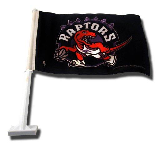 UPC 094746245115, Toronto Raptors Car Flag