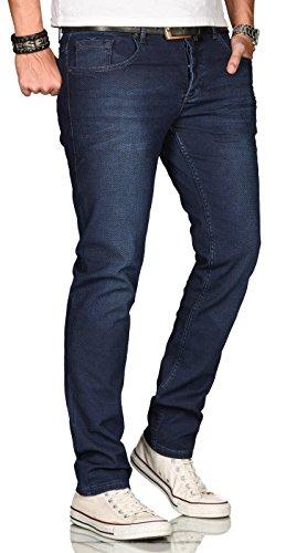 Blu Uomo Salvarini Alessandro Notte Jeans vqt4wY7