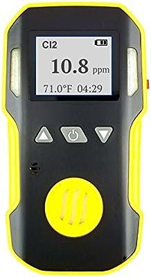 FORENSICS Detector de Gas de cloro y el analizador | Alarmas ...