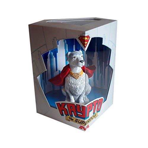 - Superman Krypto the Superdog Statue