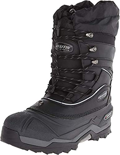 Baffin Men's Snow Monster-M, Black, 13 D US