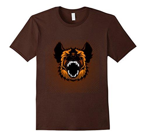 Men's Creative Chaos - Hyena Combat Tee Small (Chaos Beast Men)