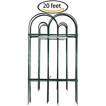 Amazon Com Wambam Fence Zippity Garden Fence Patio