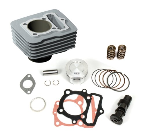 BBR Motorsports Replacement Rings for 120cc Big Bore Kit with Cam ()