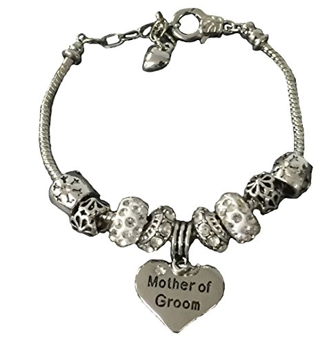 Infinity Collection Mother of the Groom Gift - Mother of the Groom Bracelet, Mother of Groom Jewelry, Makes the For Mother of the Groom from Infinity Collection