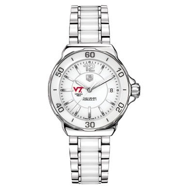 Virginia Tech Women's TAG Heuer Formula 1 Ceramic Watch