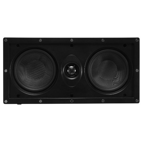 Dayton Audio ME525MTM 5-1/4 Micro-Edge MTM LCRS In-Wall Speaker Each by Dayton Audio
