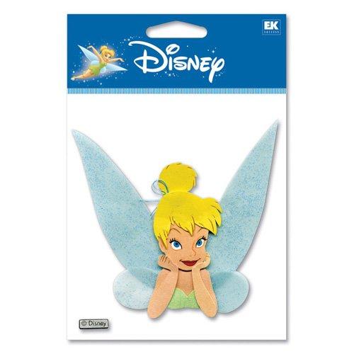 Disney Tinker Bell 3-D Stickers-Silhouette