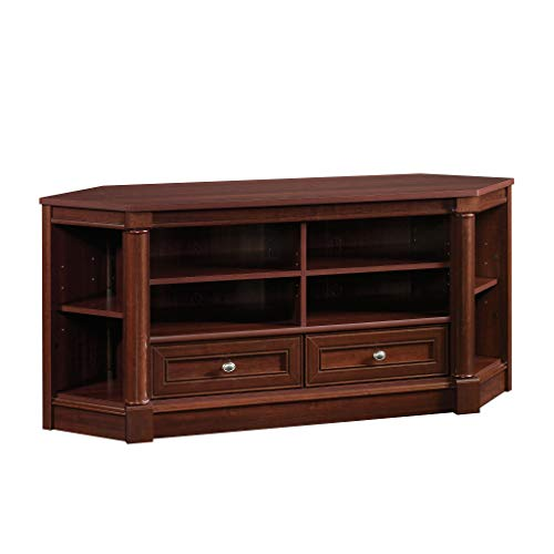 - Sauder 420603 Palladia Entertainment Credenza, For TV's up to 60
