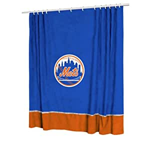 MLB New York Mets MVP Shower Curtain