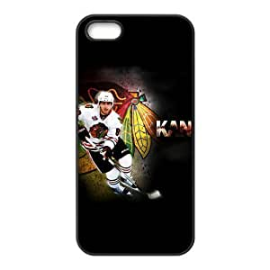 NHL Chicago Blackhawks Custom High Quality Inspired Design PC Case Protective Skin For HTC One M7 Phone Case Cover -NY069
