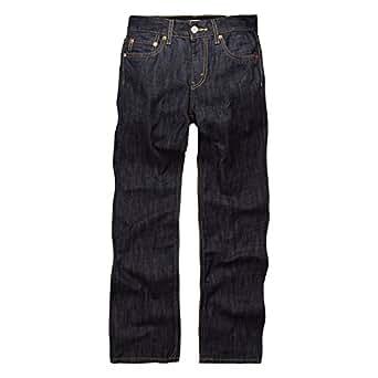 Levi's Boys' 514 Straight Fit Jeans,Ice Cap, 8 Slim