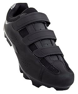 Mountain Bike Shoes Buyer's Guide - Tommaso Montagna 100 Men's Mountain Bike MTB Spin Cycling Shoe Compatible