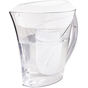 Amazon Com Zerowater 8 Cup Pitcher With Free Tds Light