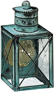 product image for Brass Traditions 231 SXAC Small Wall Lantern 200 Series, Antique Copper Finish 200 Series Wall Lantern