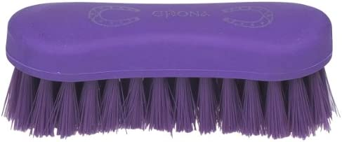 EPONA Little Jiffy Horse Face Grooming Brush
