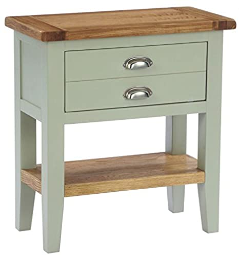 BespOak Vancouver Expressions Small Hall Console Table Size H