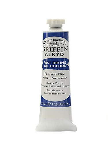 winsor-newton-griffin-alkyd-oil-colours-prussian-blue-37-ml-514-pack-of-3-
