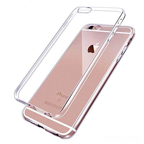 Handy Lux® Ultra dünn Handy Schutz Hülle Cover Clear Case Silikon für Asus ZenFone 5Z ZS620KL
